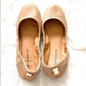 Luck Brand Eleesa Ballet Flats